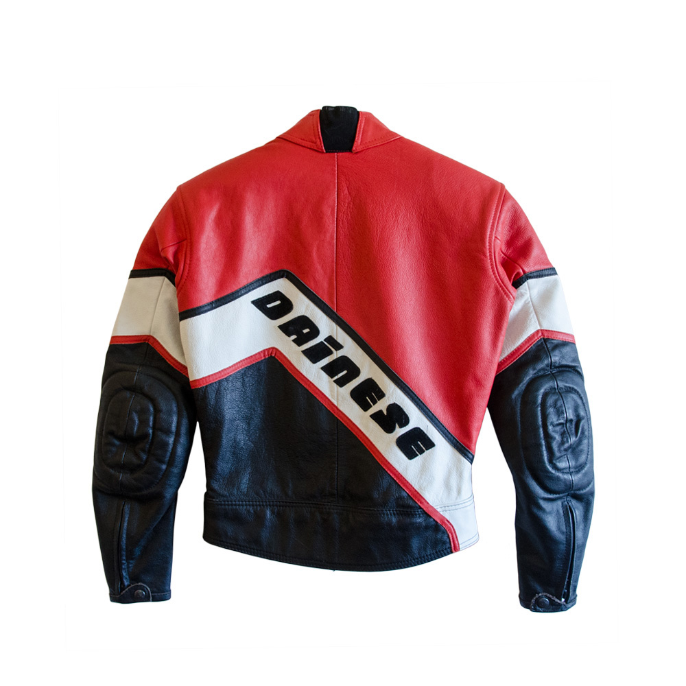 codice promozionale c8aa3 a4eab giacca moto dainese vintage