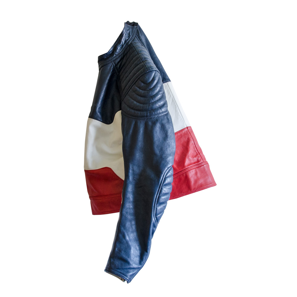 new product 5ef3e 97654 Giubbotto pelle dainese vintage anni '70
