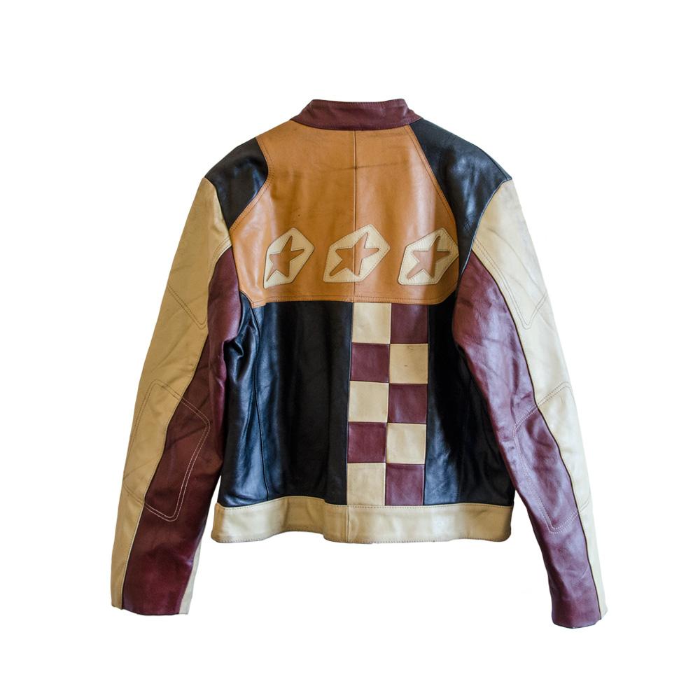 designer fashion aa265 04b11 Giacca biker custom Diesel uomo