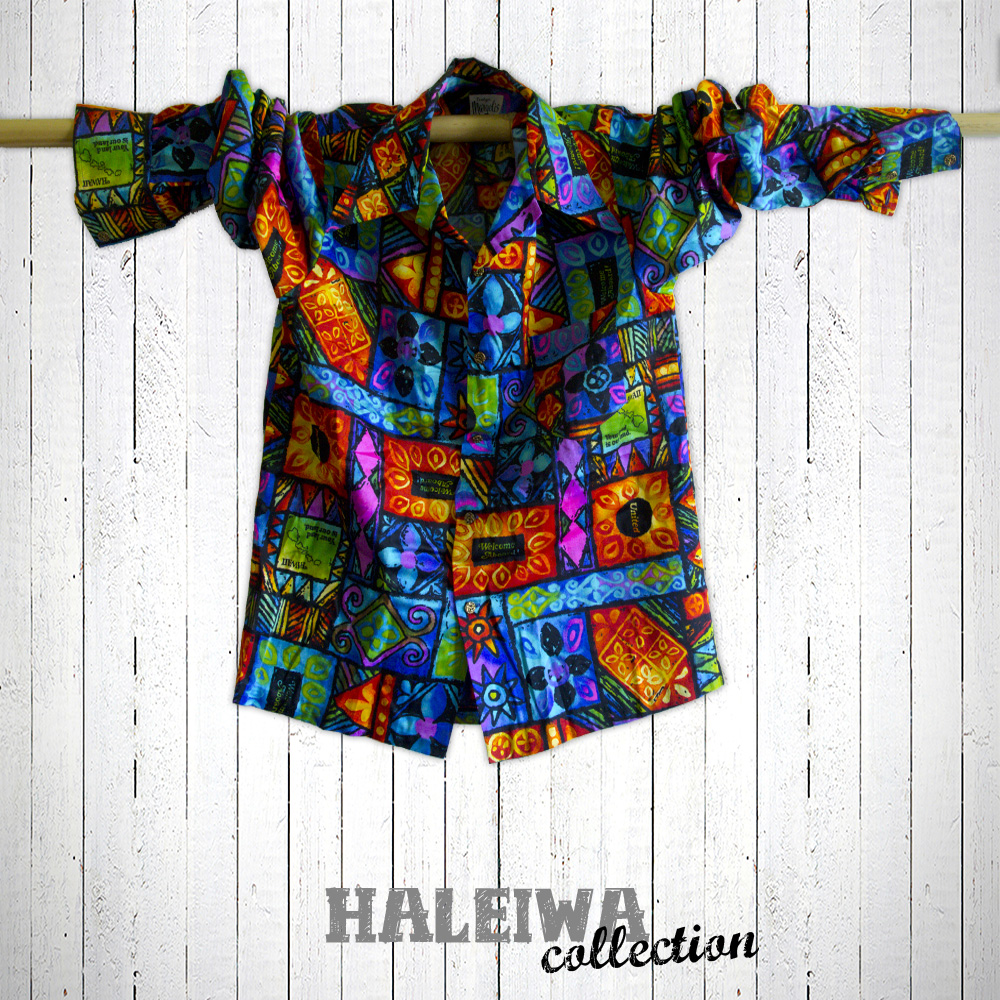 sito affidabile b9b67 39379 Camicia Hawaiana Vintage '70 Evelyn Margolis