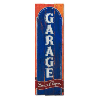Garage Service and Repair Sign Insegna