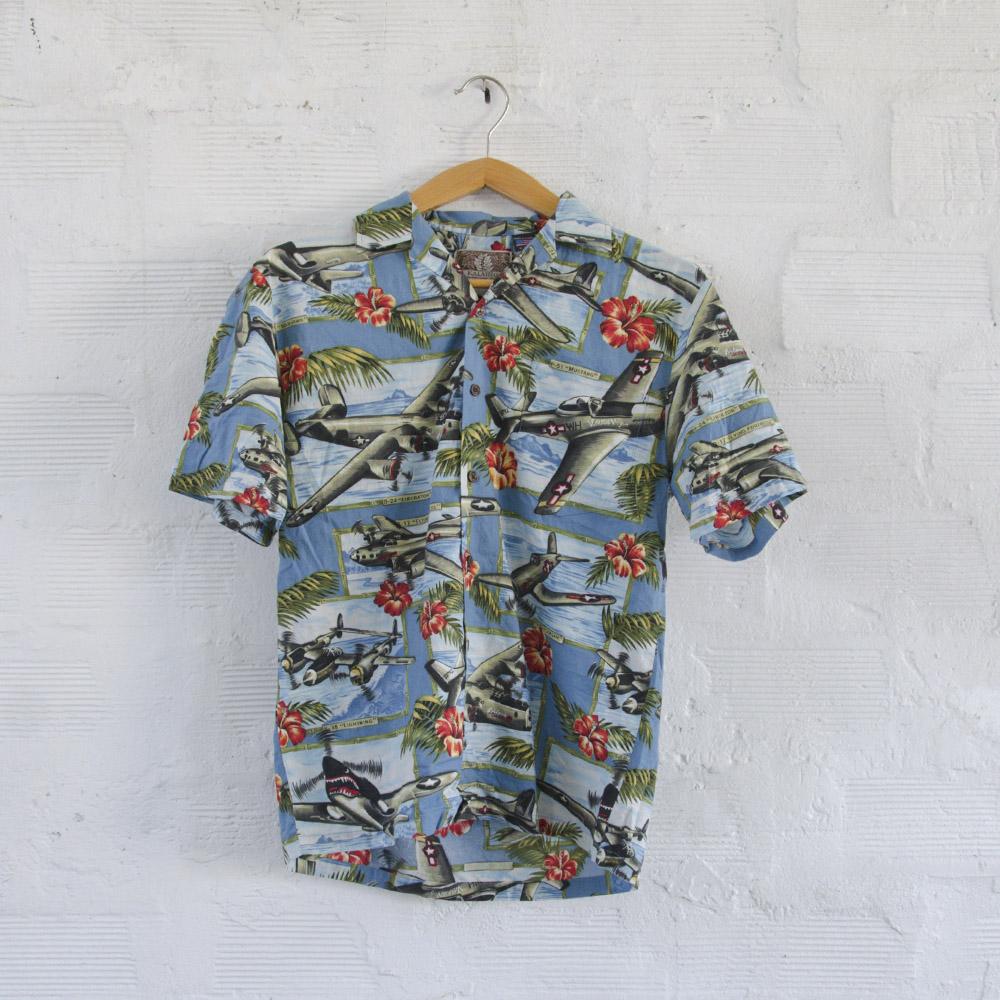l'atteggiamento migliore a3b39 bf702 Camicia Hawaiana Vintage Kalaheo