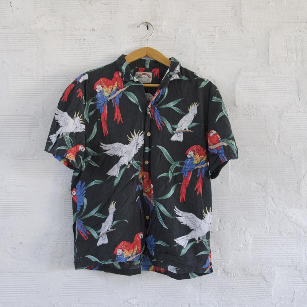 comprare on line 66976 19ba0 Camicia Hawaiana Vintage Paradise Found