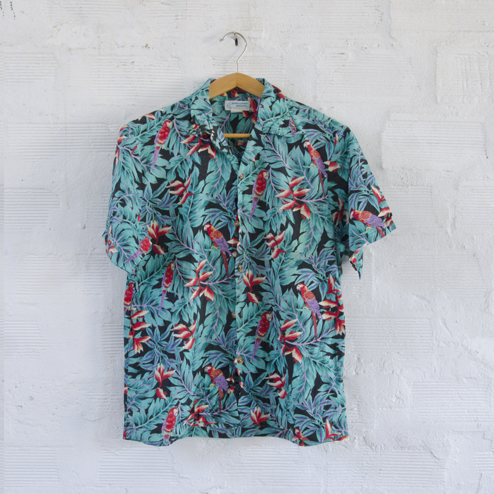 super popolare cb104 a887f Camicia Hawaiana Vintage Professional Uniforms