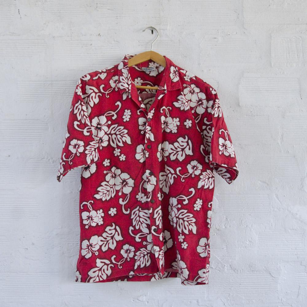 molto carino 45d99 f33f3 Camicia Hawaiana Vintage Pacific Legend