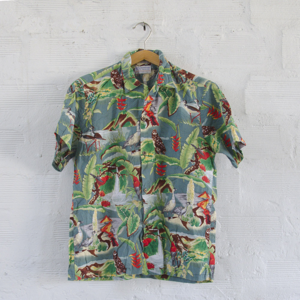 codice coupon molte scelte di super speciali Camicia Hawaiana Vintage Ky's International Fashion