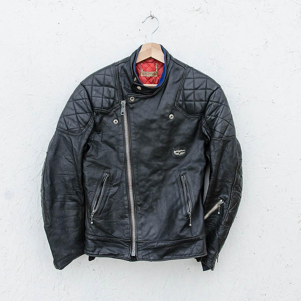 Lewis Leather Vintage Super Monza