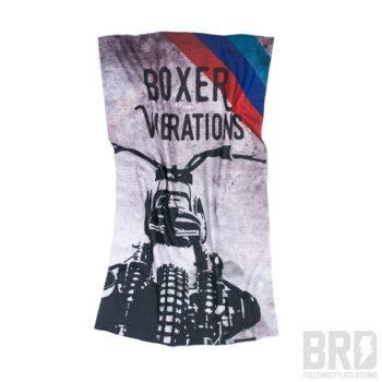 Bandana Tubolare Scaldacollo Boxer Vibrations