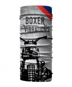 Bandana Tubolare BMW Boxer Vibrations