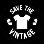 Save the vintage logo