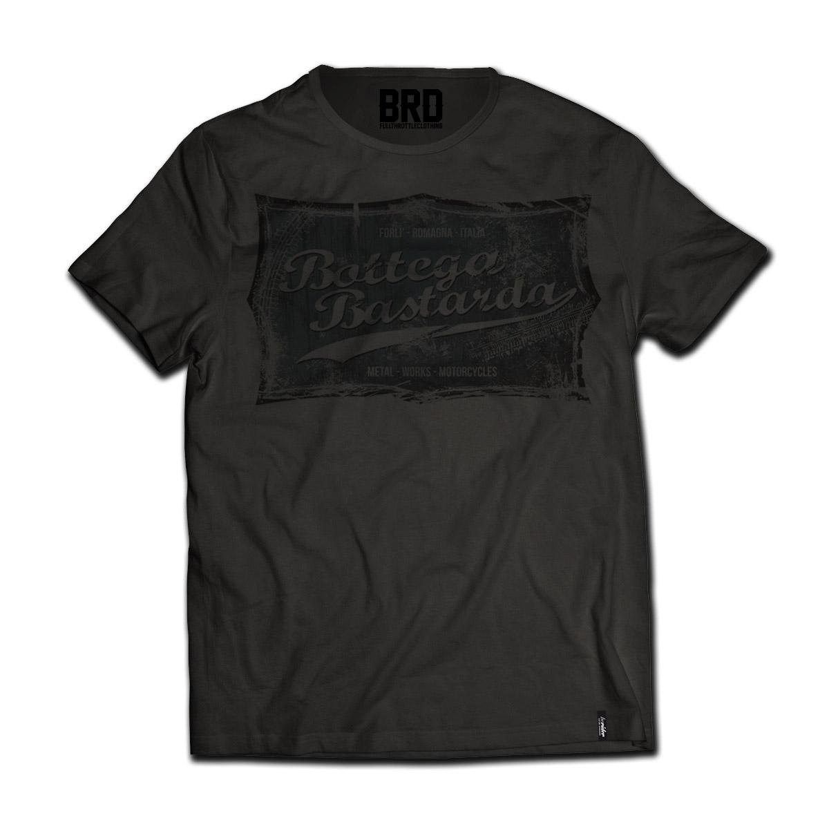 T Shirt Bottega Bastarda® - Caferacer
