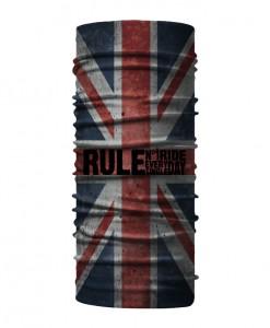 Bandana Tubolare British Rule