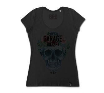 T-shirt Donna Garage Therapy