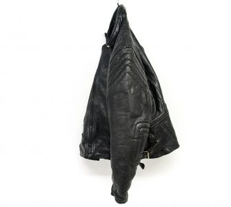 Giubbotto Moto Vintage Akito Genuine Leather