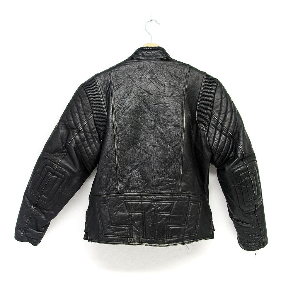 Giubbotto Moto Vintage Akito Genuine Leather
