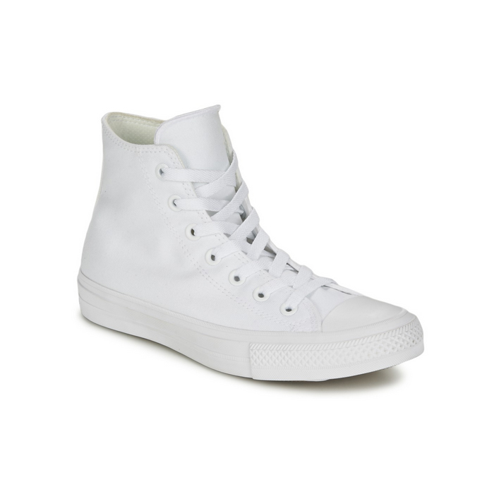 converse chuck taylor bianche alte