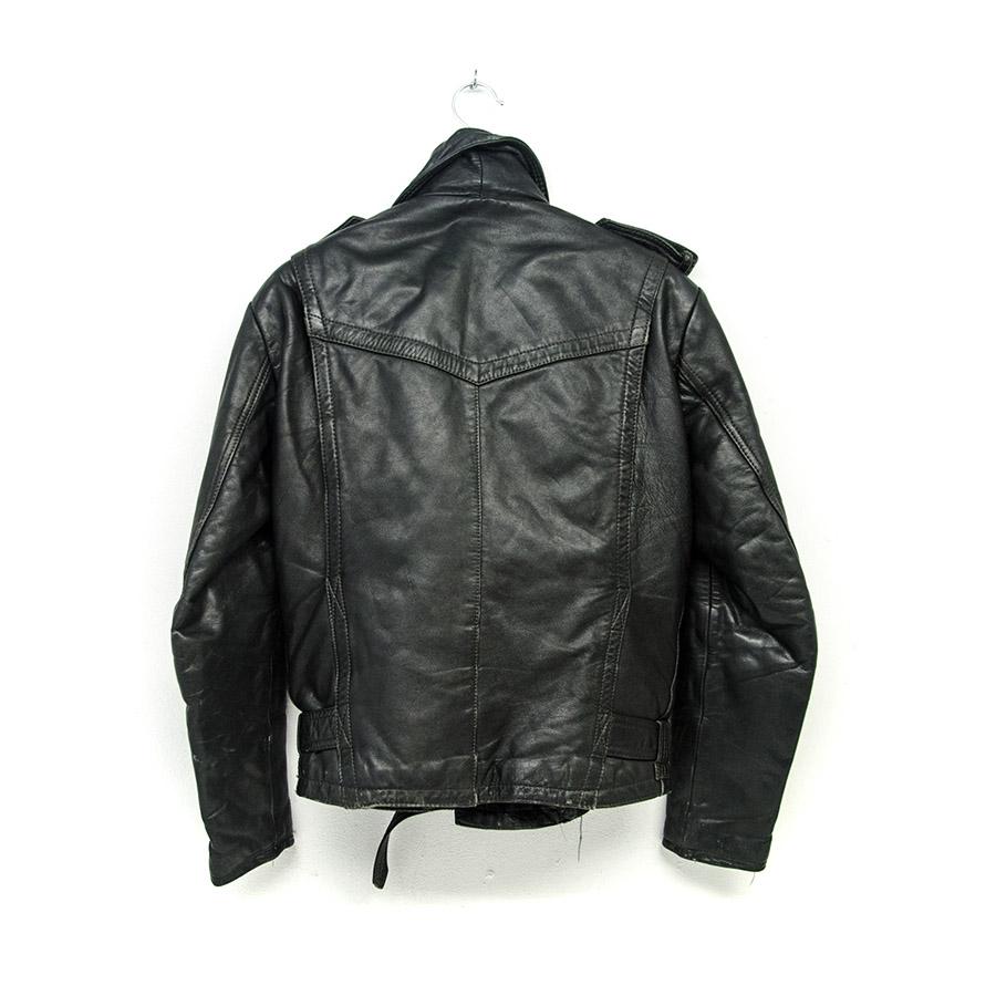 giubbotto caf racer hein gericke vintage leather jacket. Black Bedroom Furniture Sets. Home Design Ideas