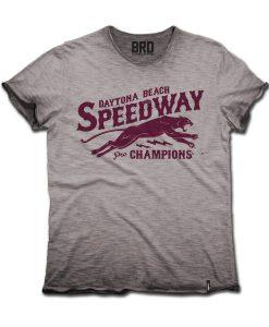 T-shirt Cafe Racer Speedway Daytona Beach