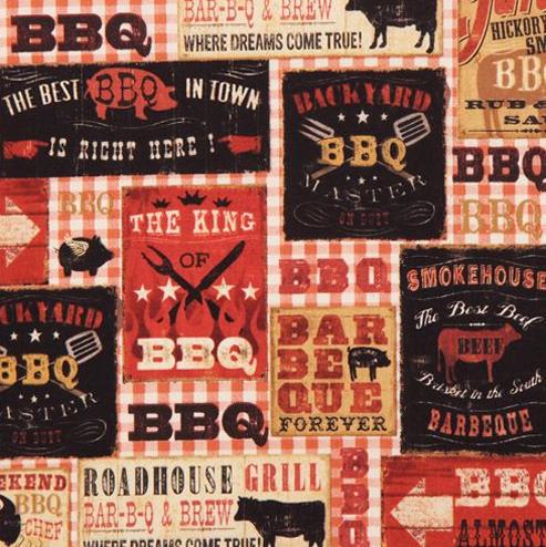 Bandana BBQ America