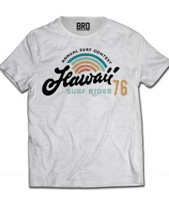 T-shirt Surf Rider Contest