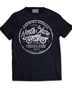T-shirt Surf Nort Shore Haleiwa