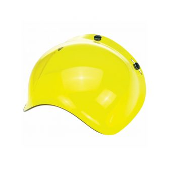 Visiera Bolla Biltwell Bubble Gialla Yellow