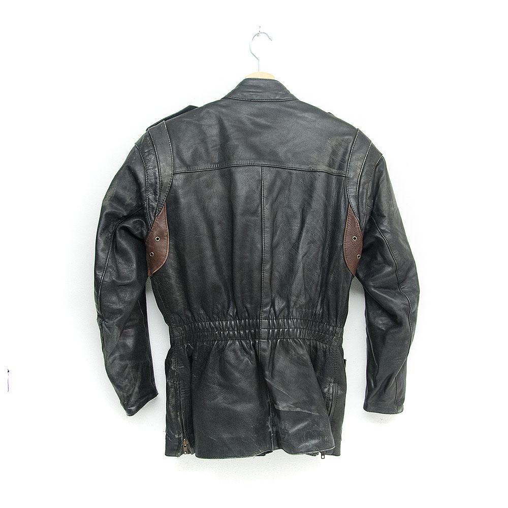 outlet store 94a46 21c0c Giacca Pelle Biker Vintage