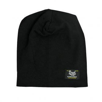 Long Beanie BRD Gas Up and Go Ride Black