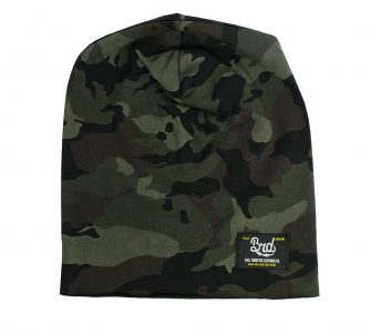 Long Beanie BRD Gas Up and Go Ride Camouflage