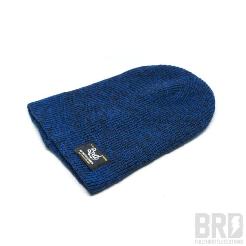 Heritage Beanie BRD Gas Up and Go Ride Blu