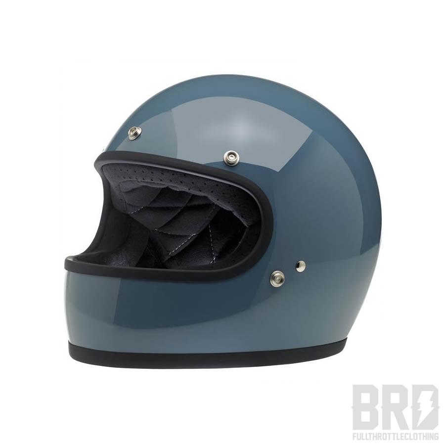 Casco Biltwell Gringo Baja Blue