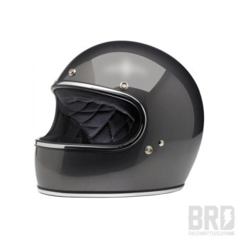 Casco Biltwell Gringo Charcoal Metallic