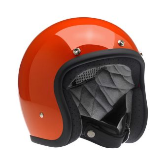 Casco Biltwell Bonanza Vintage Hazard Orange