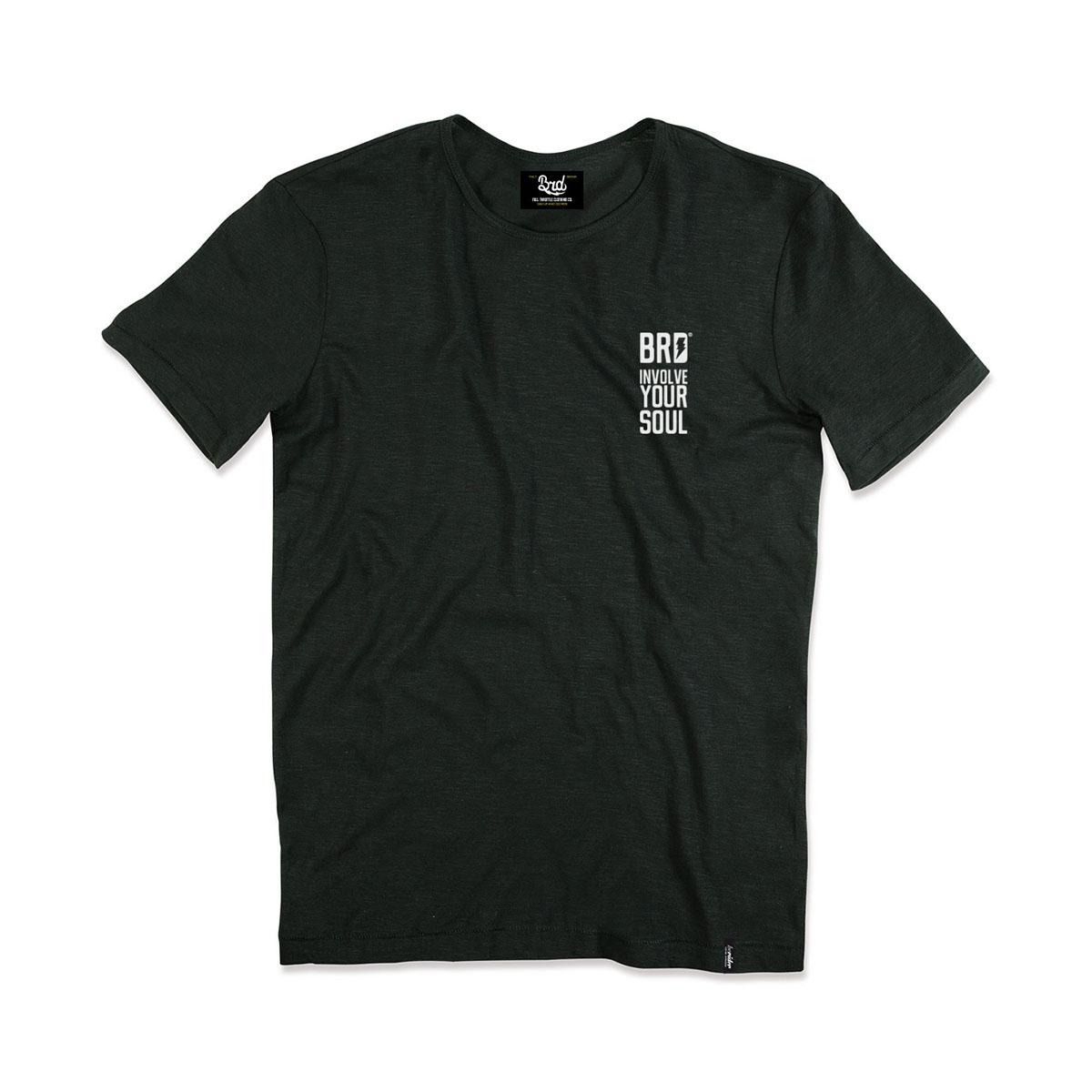 T-shirt Vintage Involve Soul