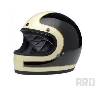 Casco Biltwell Gringo Tracker White/Black
