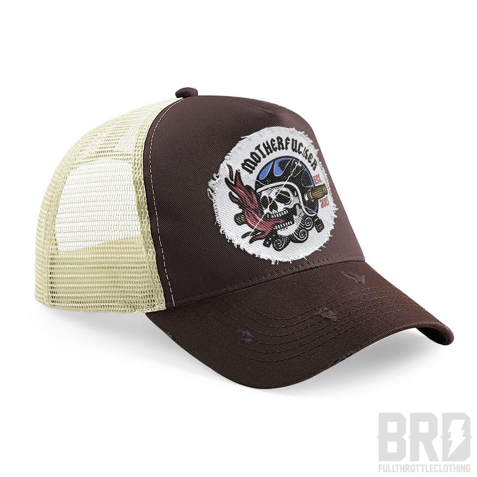 Cappellino Trucker Cap BRD Motherfucker