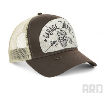 Cappellino Trucker Cap Garage Therapy