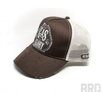 Cappellino Vintage Trucker Cap Gas Glory