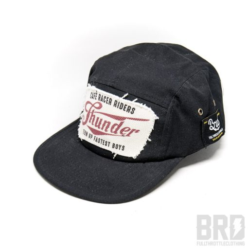 Cappellino Vintage Cafè Racer The Thunder