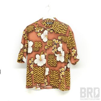 Camicia Hawaiana Vintage Sixty