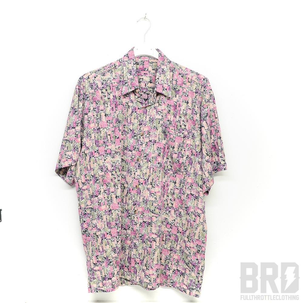Camicia Hawaiana Vintage Thaiti