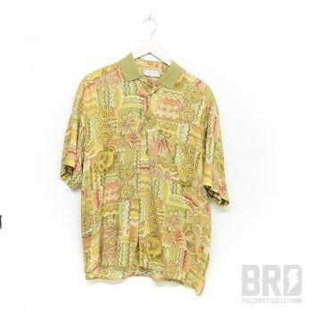 Camicia Hawaiana Vintage Kupa`a