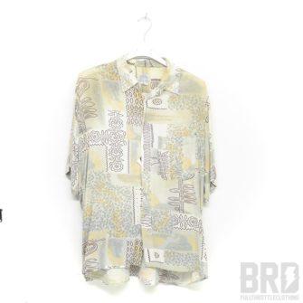 Camicia Hawaiana Vintage Honu