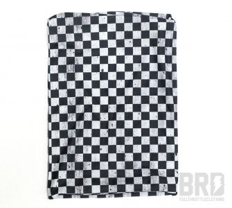 Bandana Scaldacollo Tubolare Scacchi Checkered
