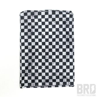 Bandana Scaldacollo Tubolare Scacchi Checkered