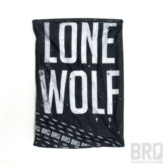 Bandana Tubolare Scaldacollo Lone Wolf