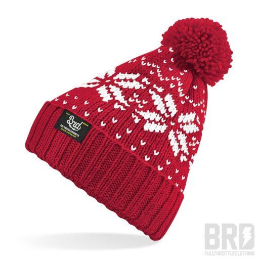 Berretta Snow Flake Rosso