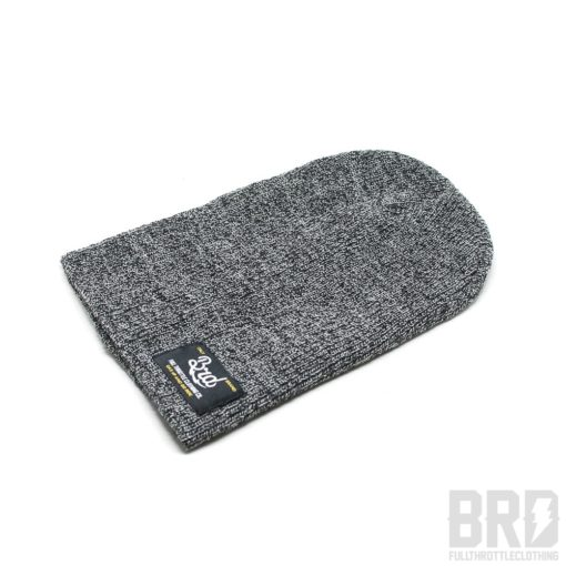 Heritage Beanie BRD Gas Up and Go Ride Grey