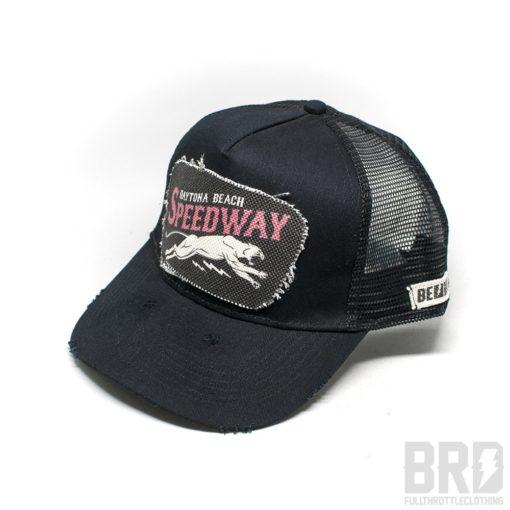 Cappellino Trucker Cap Speedway Daytona Beach