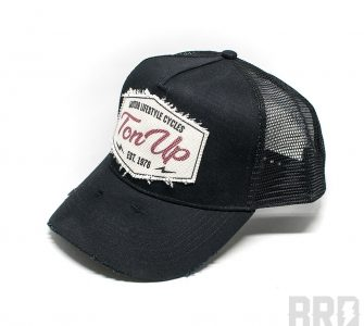 Cappellino Trucker Cap Ton Up Motor Cycle Lifestyle